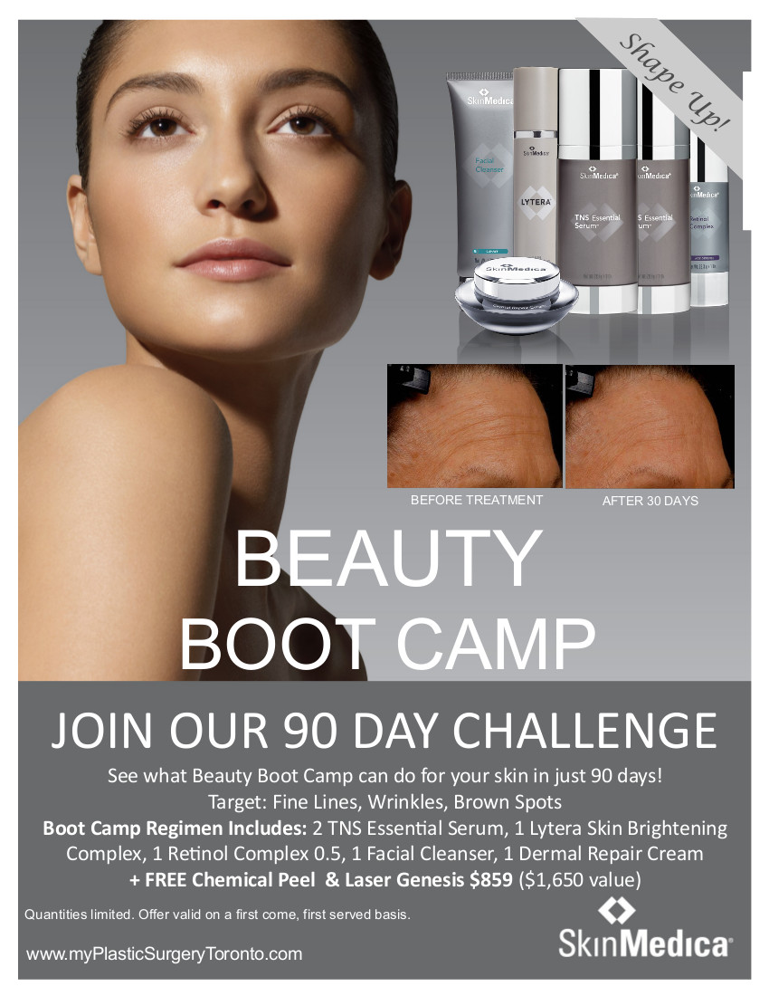 Dr Tong Beauty Boot Camp